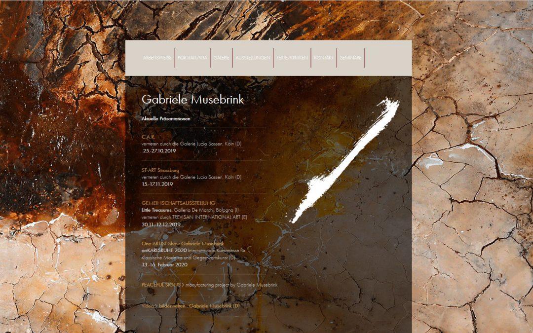 Webseite | G. Musebrink